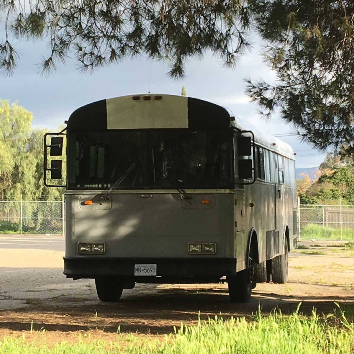 Lucky Clover the Converted School Bus is FOR SALE! - Converted Bus for Sale  in Valley Center, California - Tiny House Listings