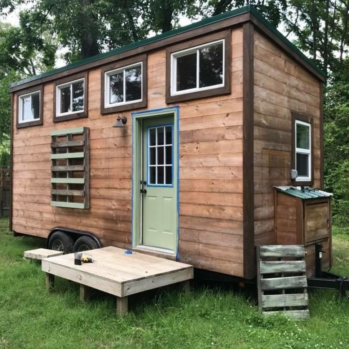 Rvia Certified Tiny On Wheels Tiny House For Sale In