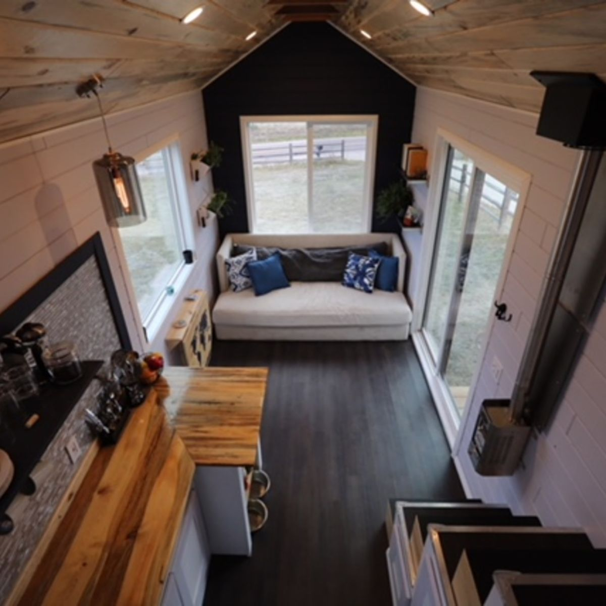 Springs Tiny House - Tiny House for Sale in Colorado Springs, Colorado -  Tiny House Listings