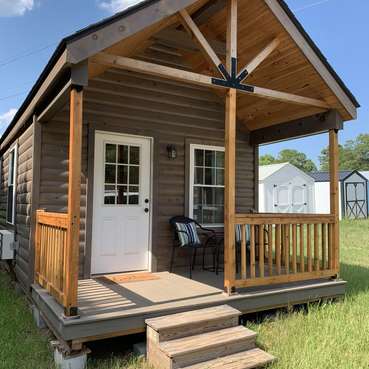 Cabin For Rent In Due West