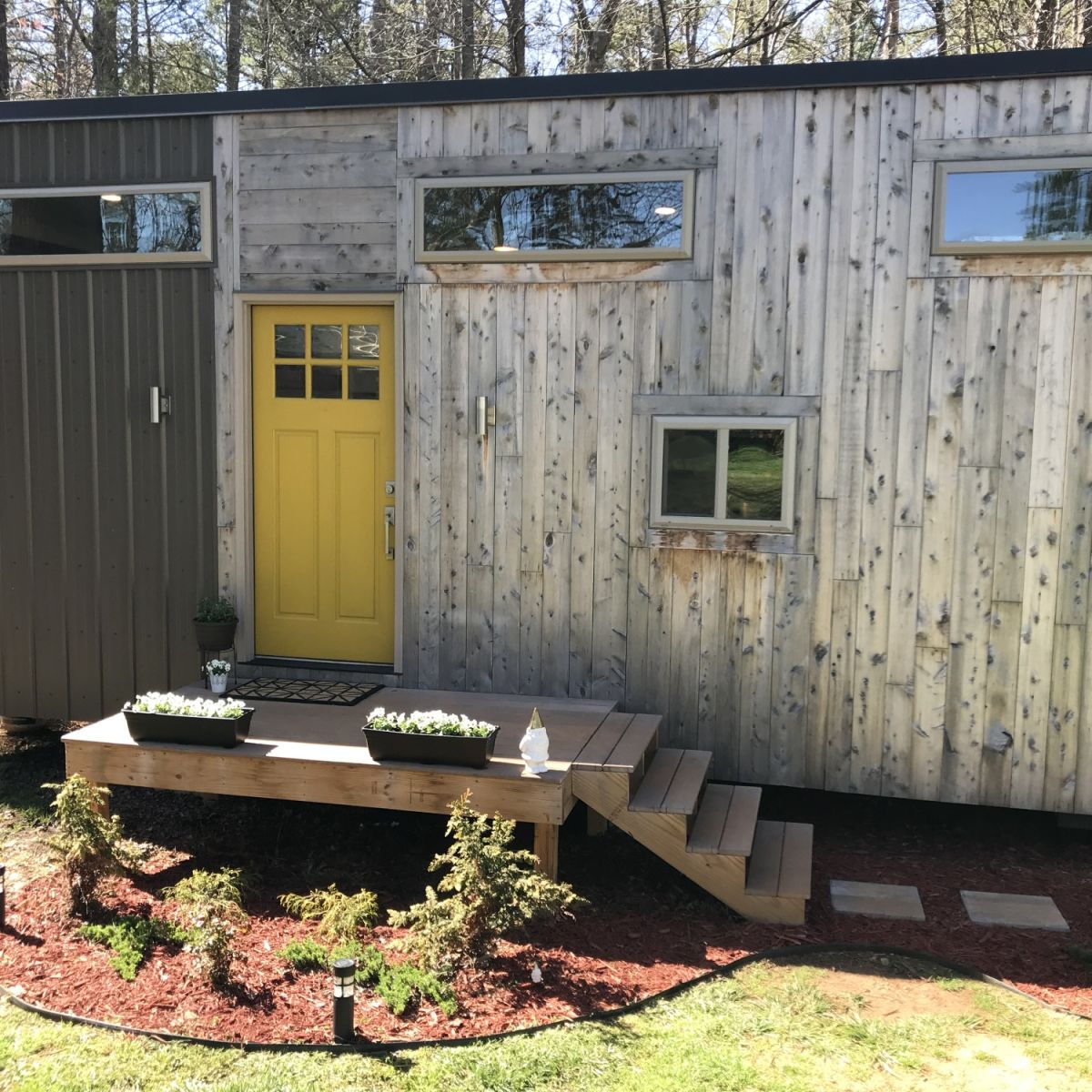 28' Modern Tiny House On Wheels PRICE REDUCED! - Tiny ...