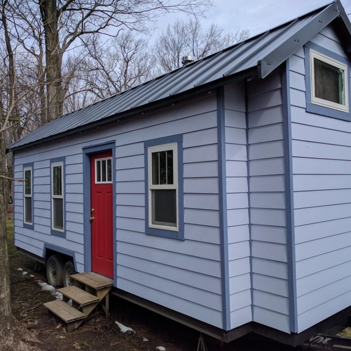 Working Class Tiny House - Tiny House for Sale in Monroe, Michigan - Tiny  House Listings