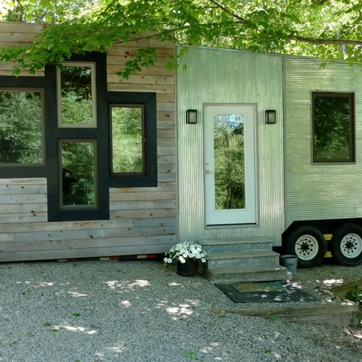 Tinyhaus - Tiny House for Sale in Sand Lake, Michigan - Tiny House Listings