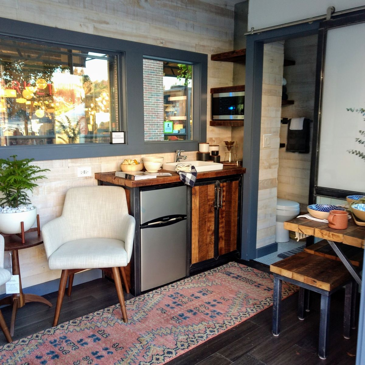20' Shipping Container House