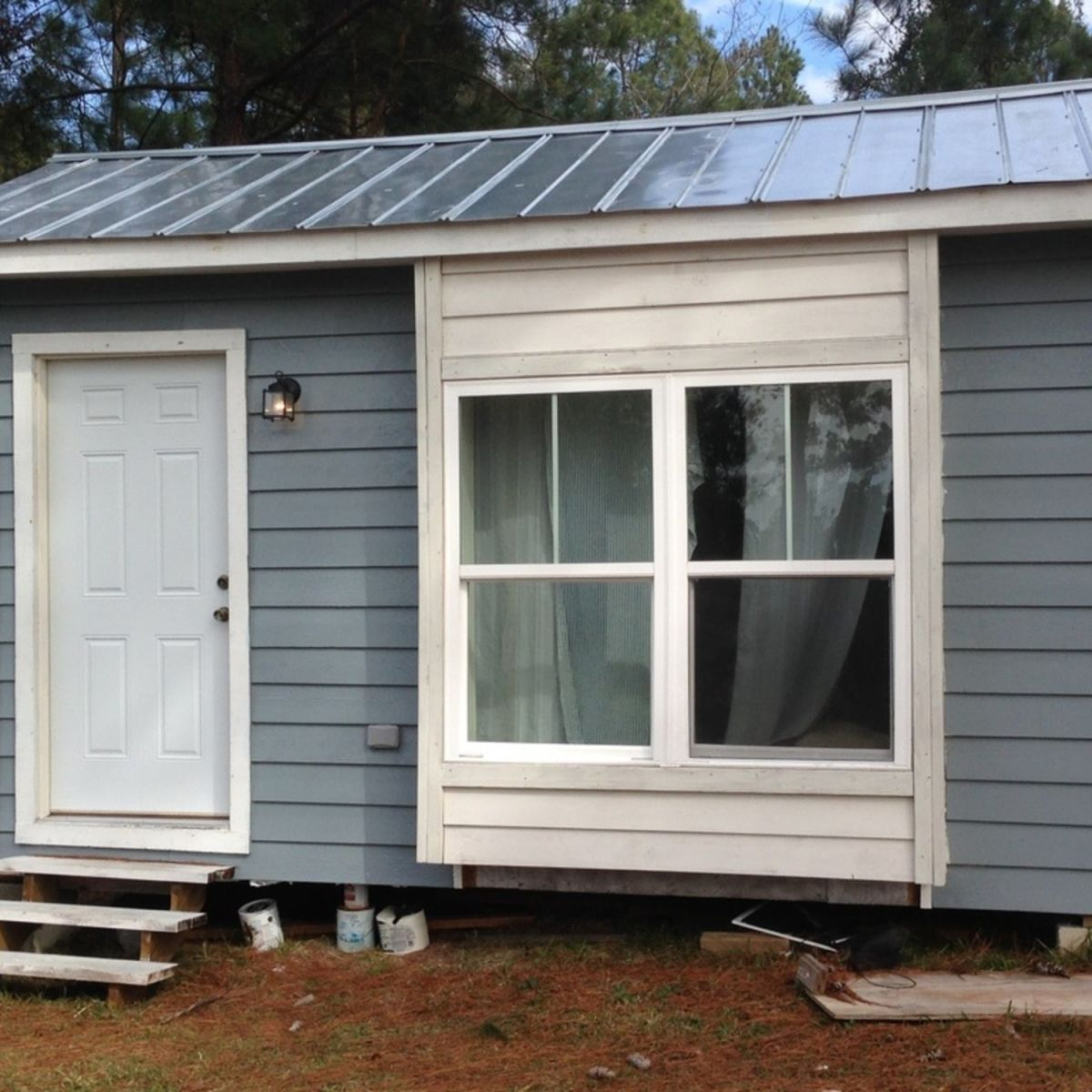 Tiny Home Designs: Tiny House For Sale In Moncks
