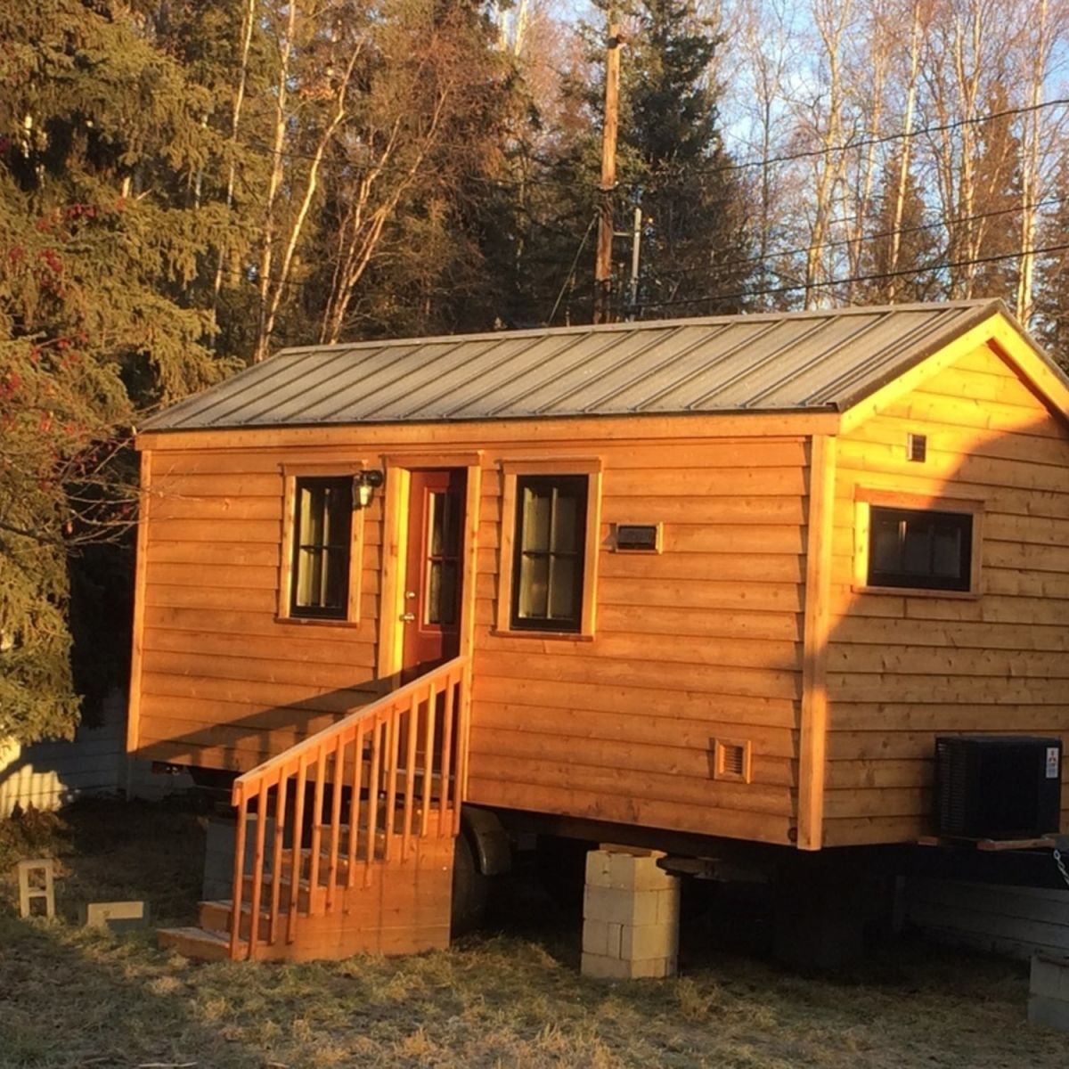 Used Tumbleweed Tiny House for Sale - Tiny House for Sale in Anchorage,  Alaska - Tiny House Listings