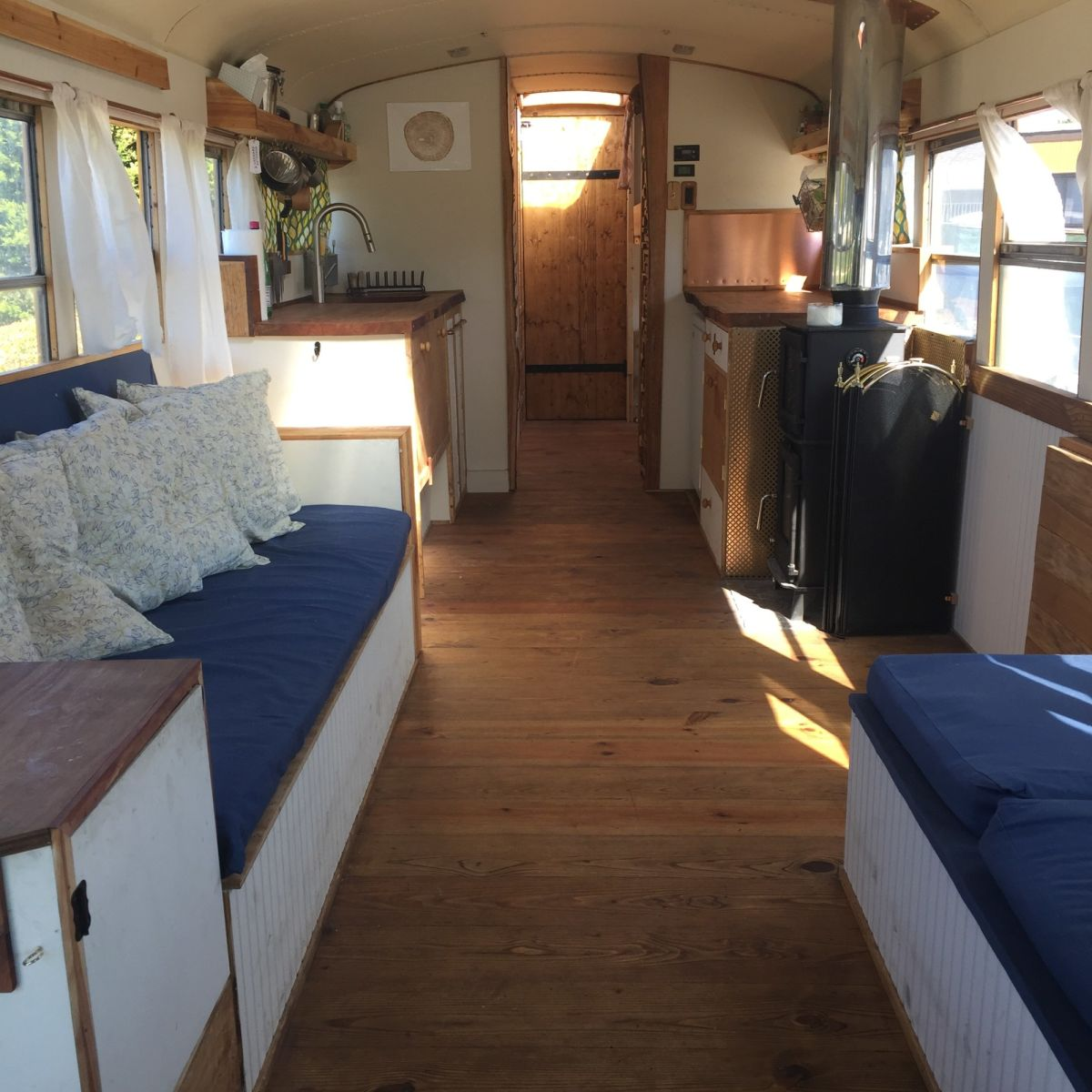 Bus Conversion Skoolie For Sale Converted Bus For Sale