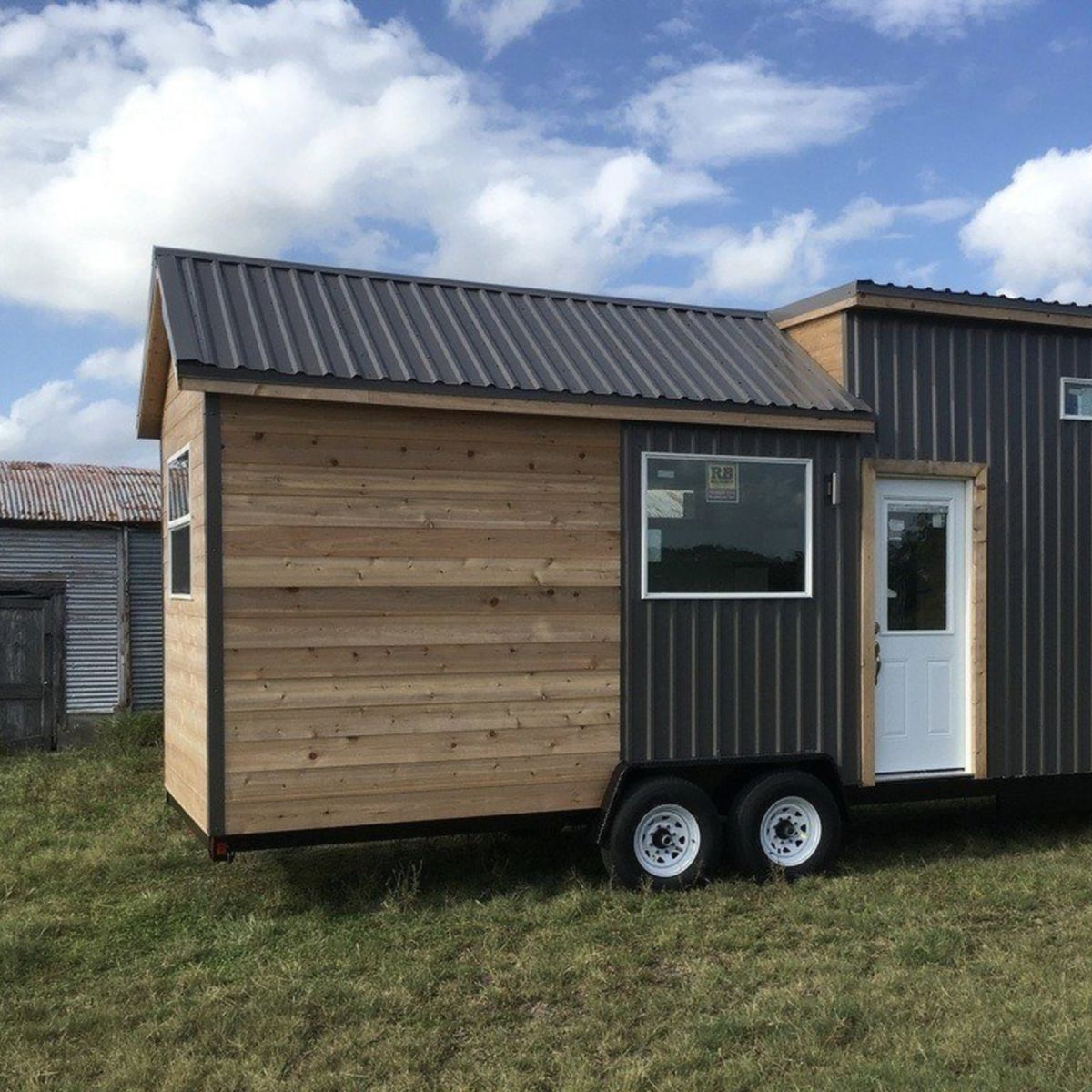 Fantastic The Brazos Tiny House For Sale In Austin Texas Tiny House Listings Download Free Architecture Designs Barepgrimeyleaguecom