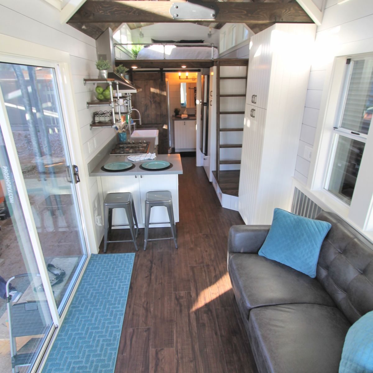 Luxury Tiny Home Quality Construction And Many Upgrades