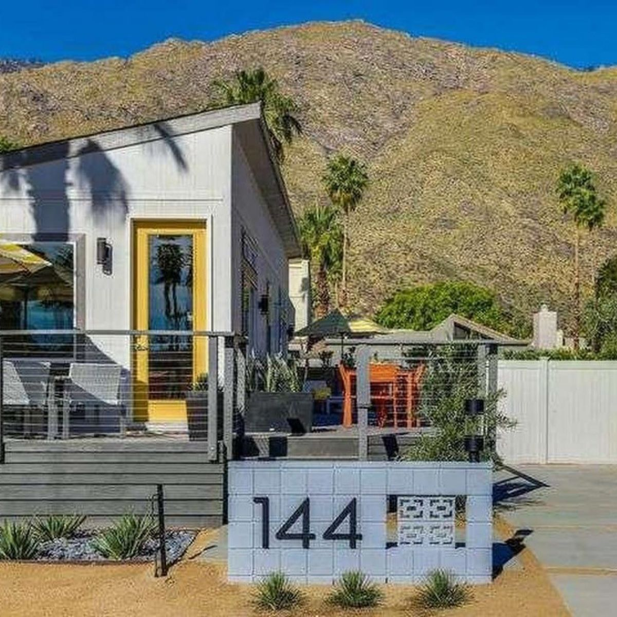 Palm Springs Resort Micro Homes Tiny House For Sale In Palm Springs California Tiny House