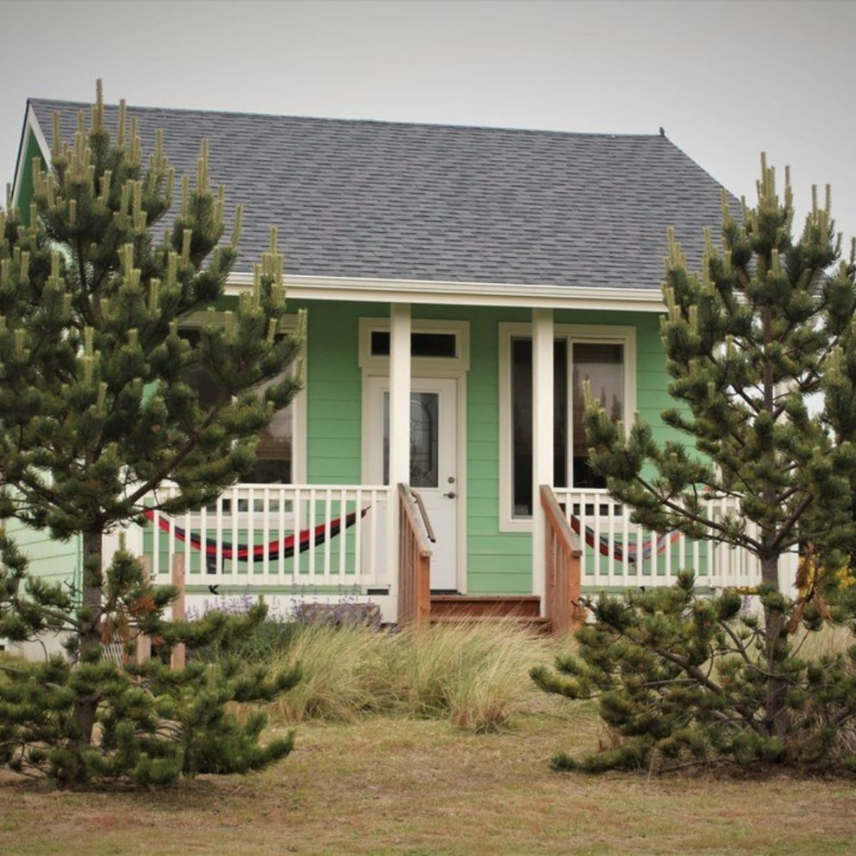 Belmar Cottage Tiny House For Sale In Ocean Shores