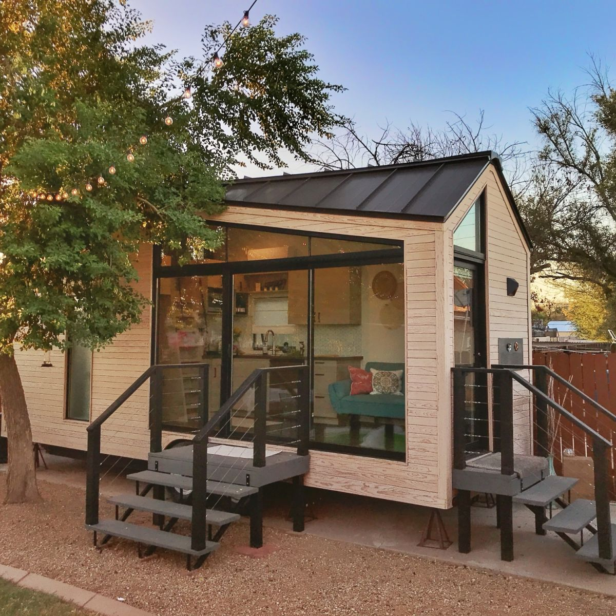 Luxury Modern Tiny House on Wheels - Tiny House for Sale in PHOENIX,  Arizona - Tiny House Listings