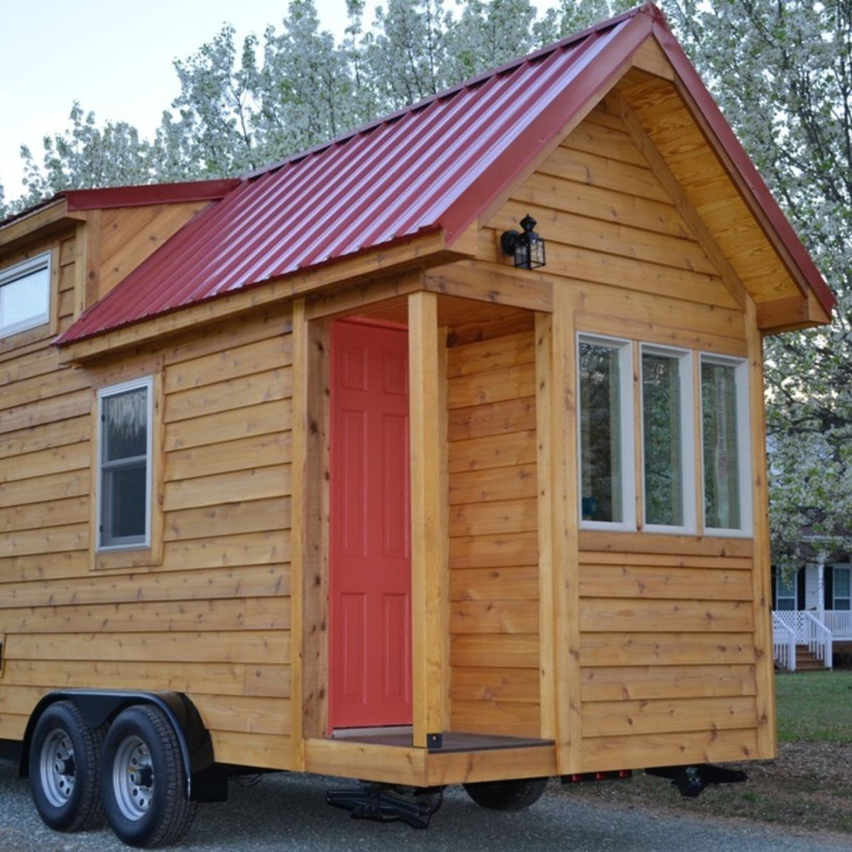 Cardinal Tiny House Tiny House For Sale In Chapel Hill