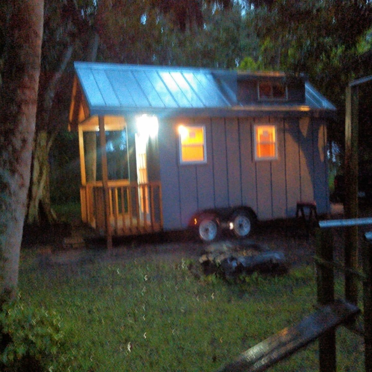 Self Sustainable Off Grid Tiny House Tiny House For