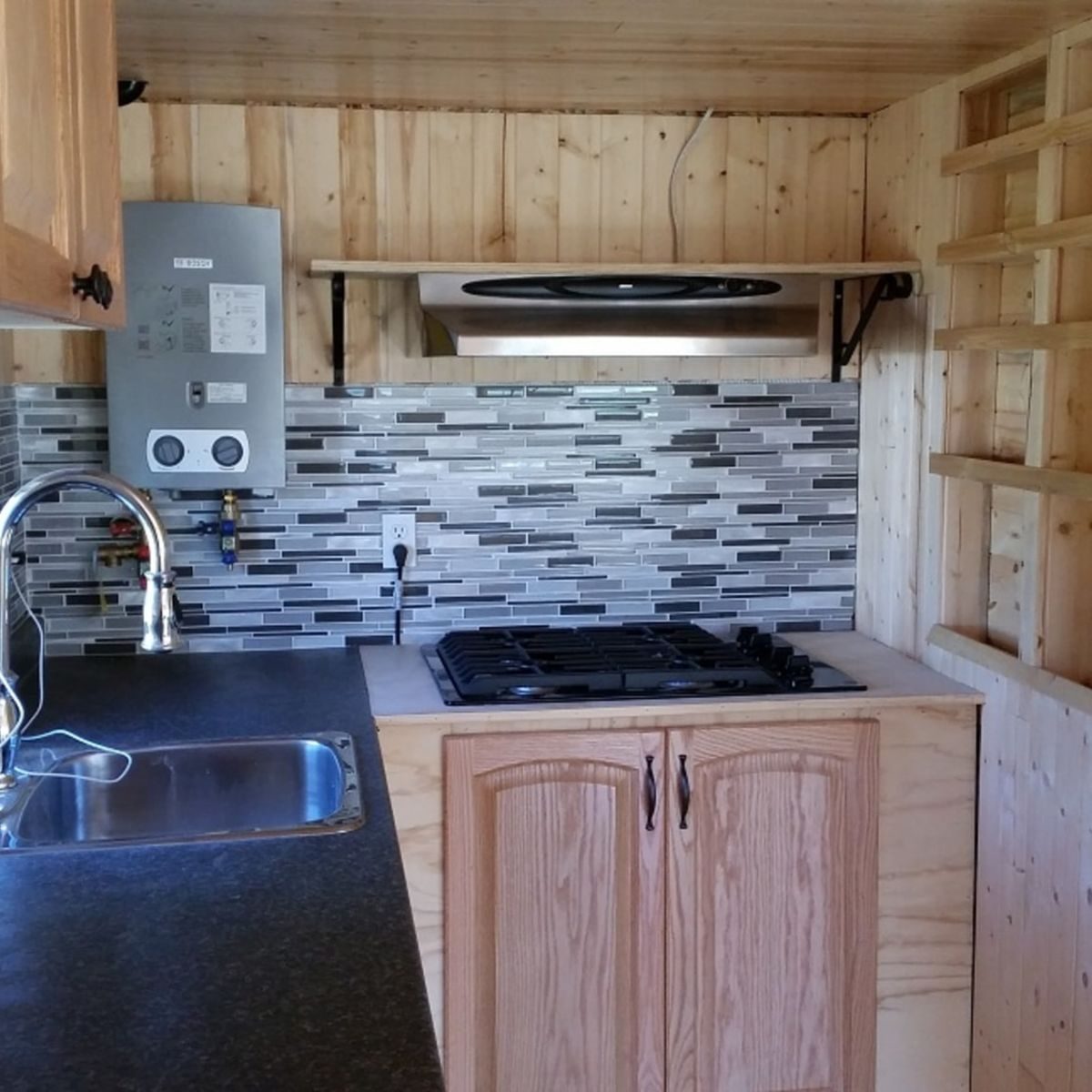 Open, Bright Micro-Home - Tiny House for Sale in EDMONTON, Alberta - Tiny  House Listings