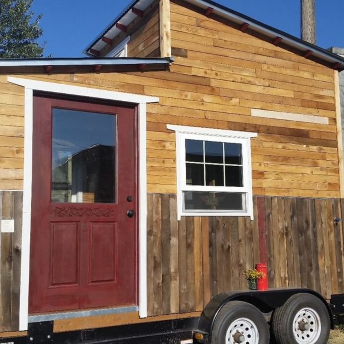 House Guide For Rent: Seattle Tiny House Universtiy Tiny House!