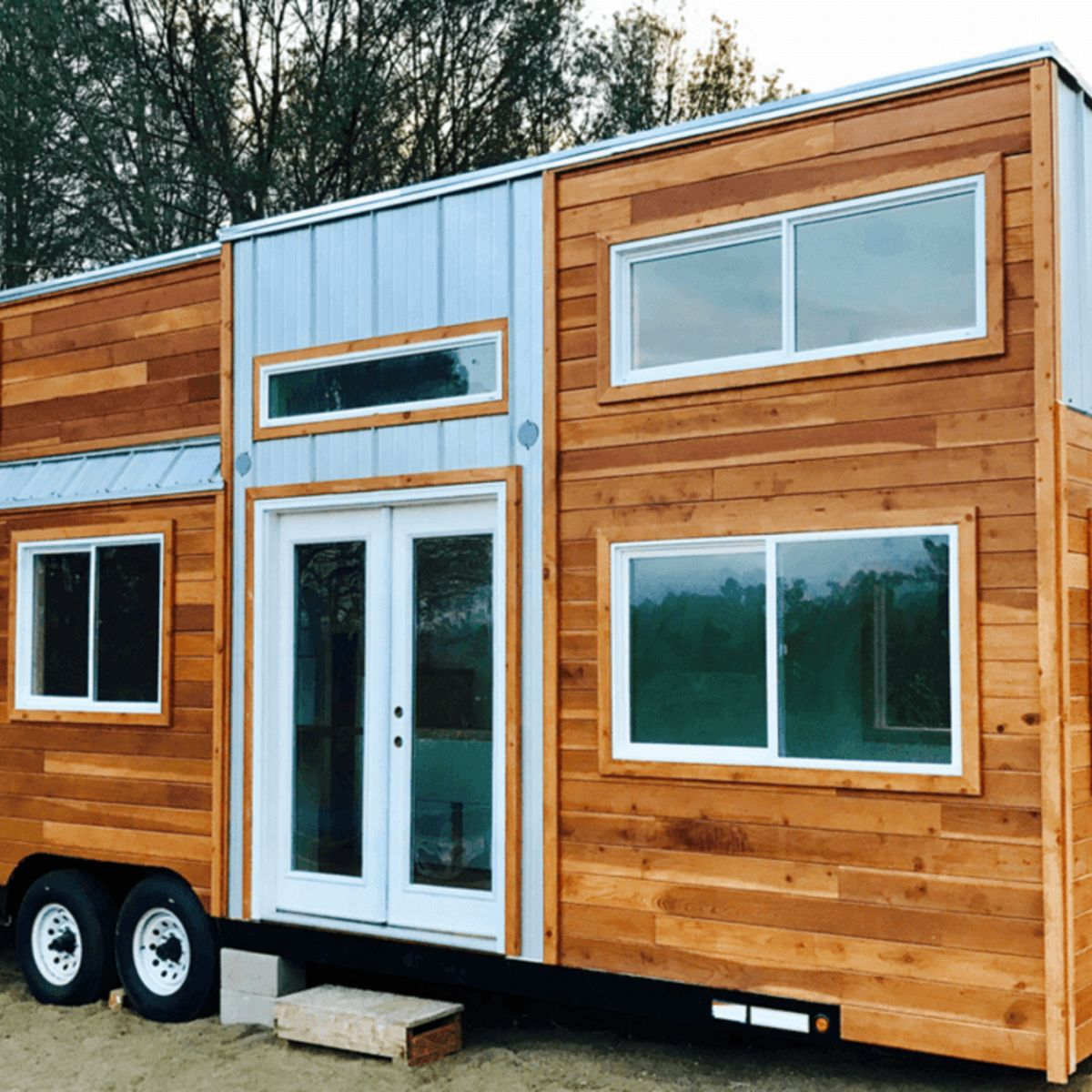 Mammoth Tiny Home, By The Zen Cottages