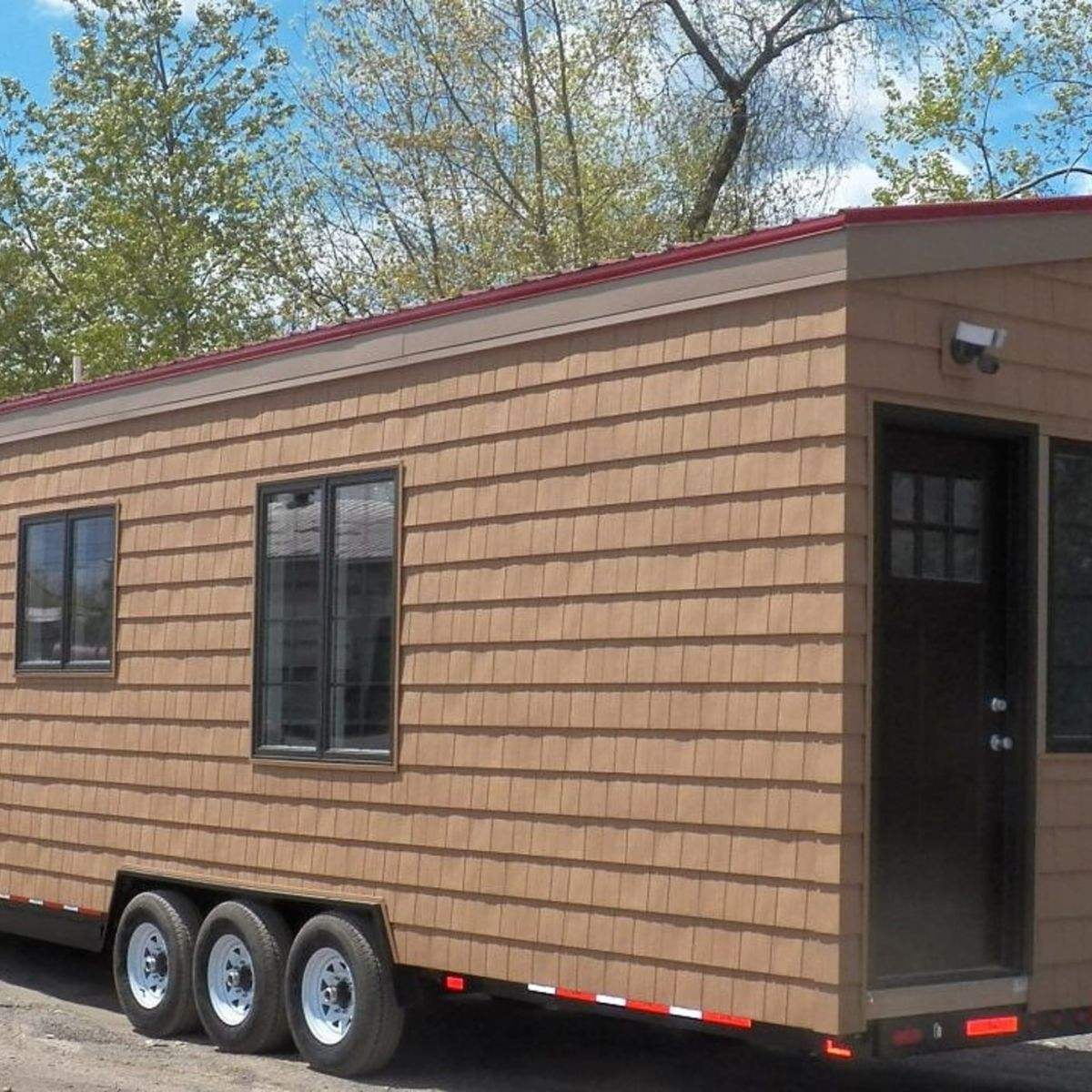 High End Tiny House Tiny House For Sale In Rochester