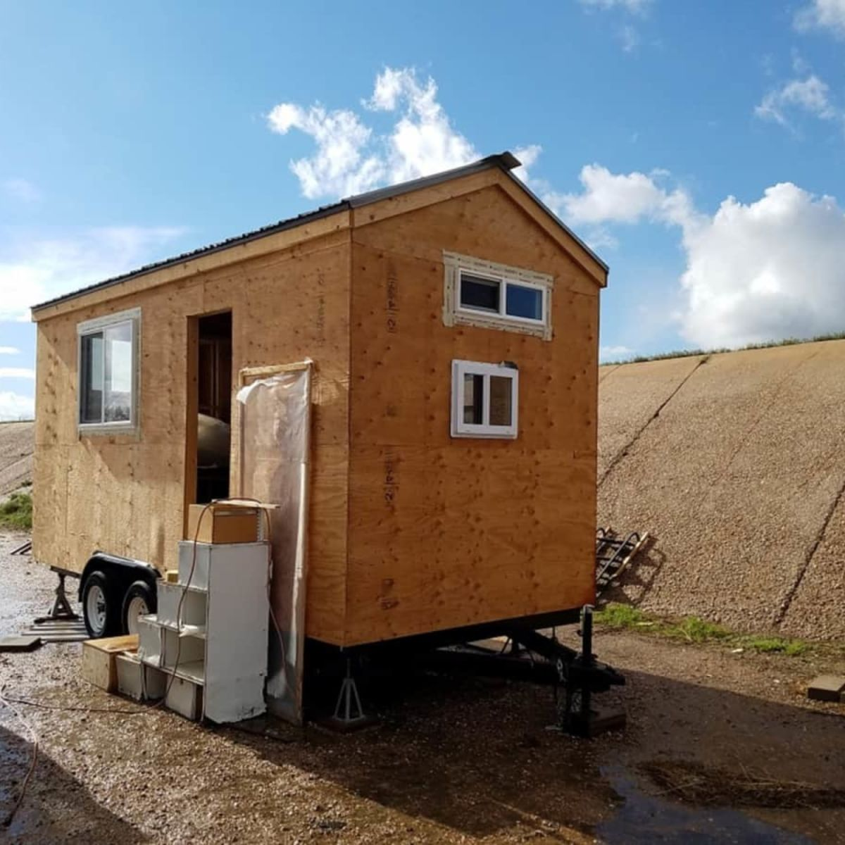 Awe Inspiring Not Done By Lacey Tiny House Listings Tiny House Listings Beutiful Home Inspiration Ommitmahrainfo