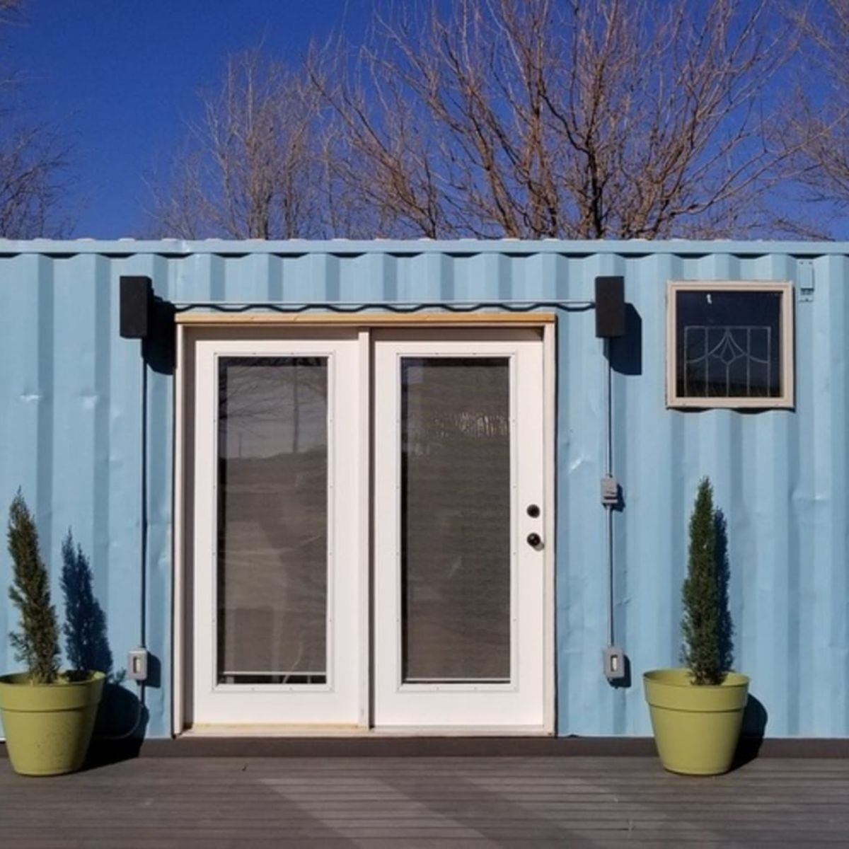 Transferable Container House: Movable Container Home Fully Furnished