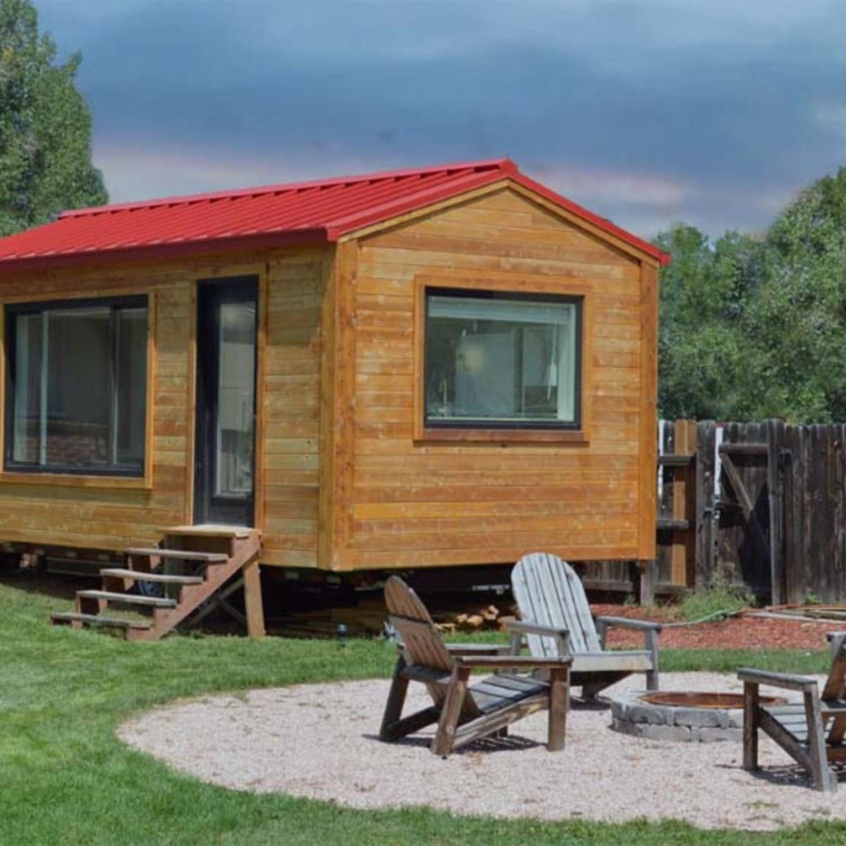 Luxurious Denver Tiny Home Lots Of Space And Natural