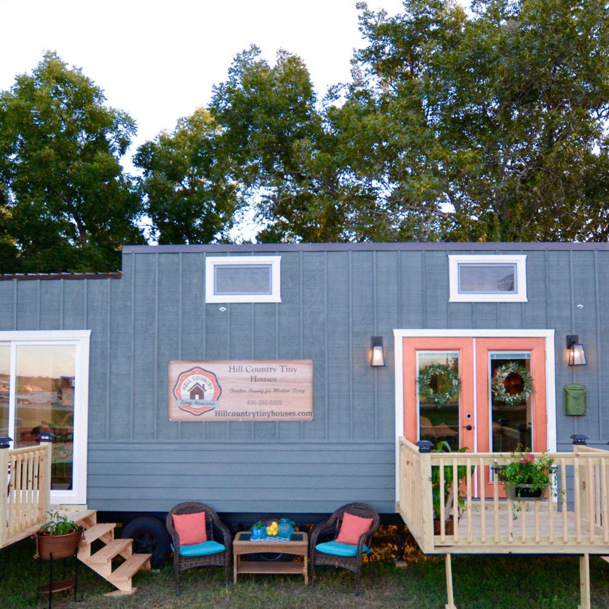 Houses For Rent Listings: Tiny House For Rent In Boerne, Texas