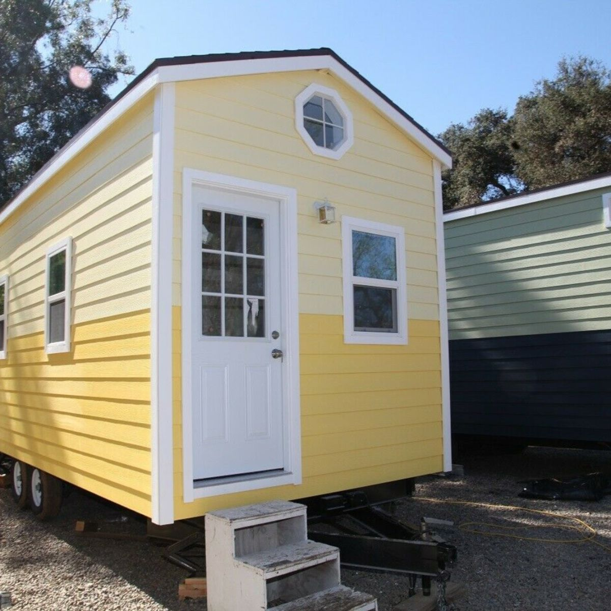 8 5 X 22 Custom Mobile Cottage Tiny House Nw Bungalow