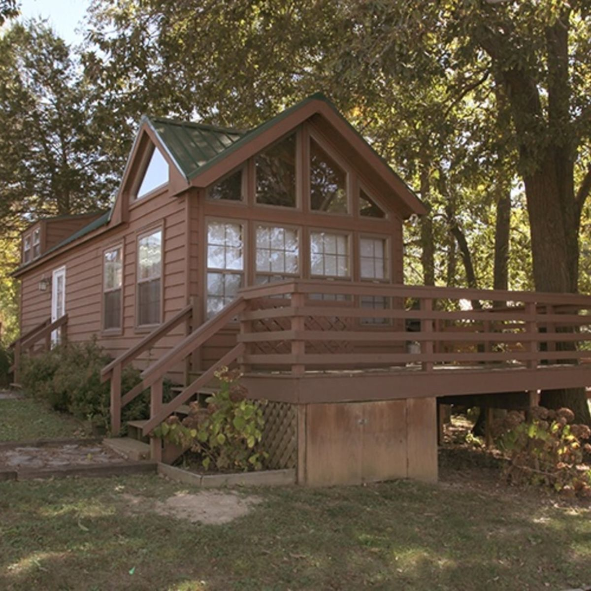 Cabin For Sale In Creal Springs