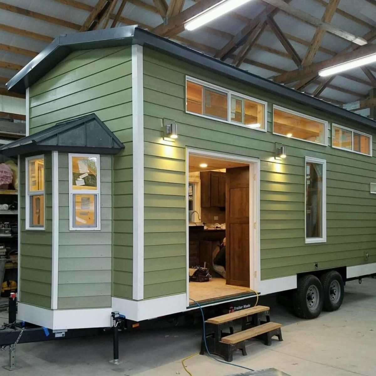Quot Cado Quot By Thimble Homes Tiny House For Sale In Newberg