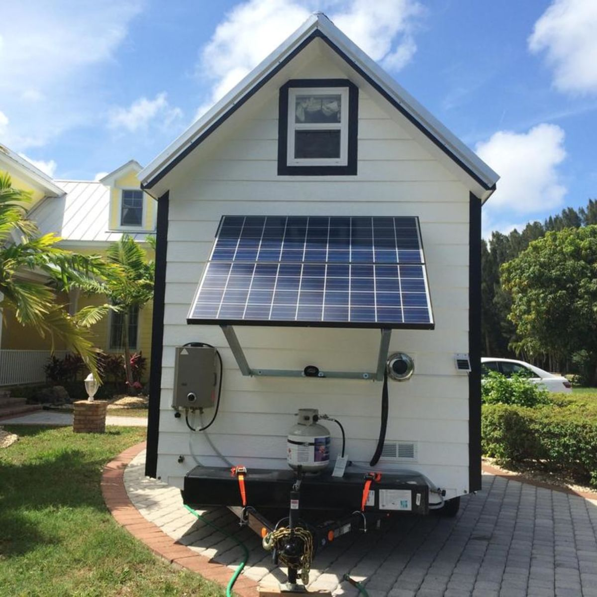 Solar Powered Off Grid Tiny House Tiny House For Sale In
