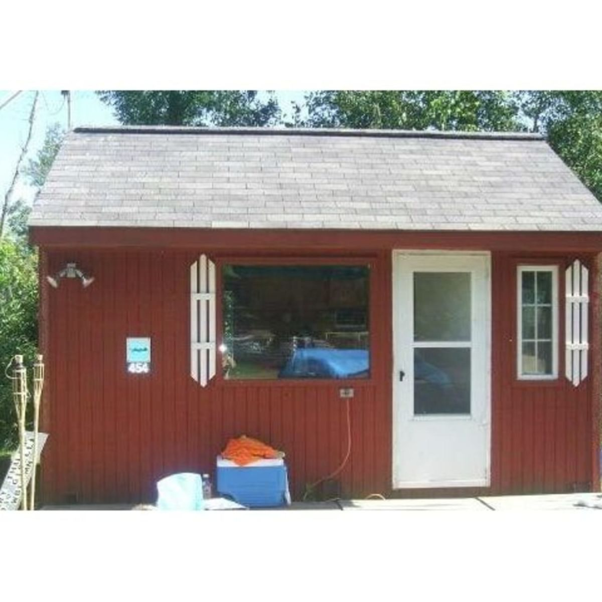 10x16 Tiny House Cabin Tiny House For Sale In Mille Lacs