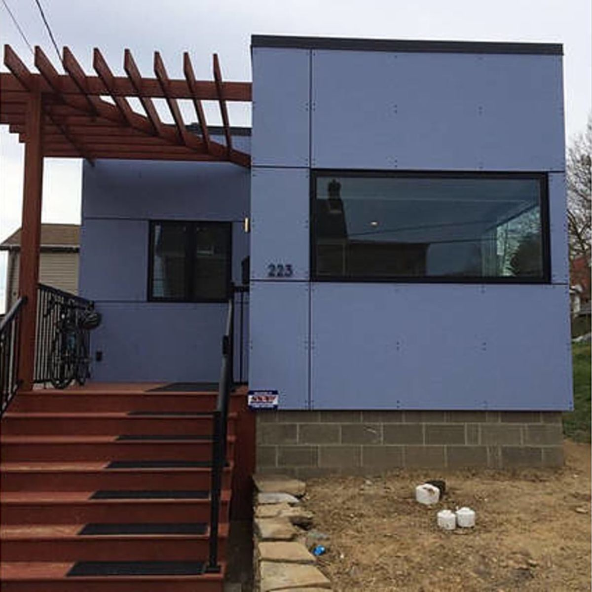 Small House For Rent: Pittsburgh's Only Tiny House