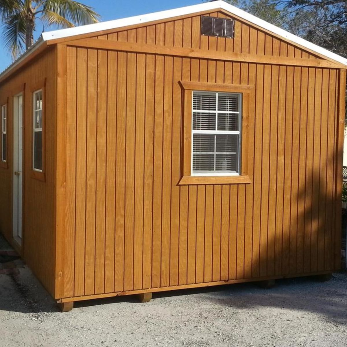 OWNER FINANCE THIS 12X16 OFFICE / STUDIO - Tiny House for Sale in FT  PIERCE, Florida - Tiny House Listings
