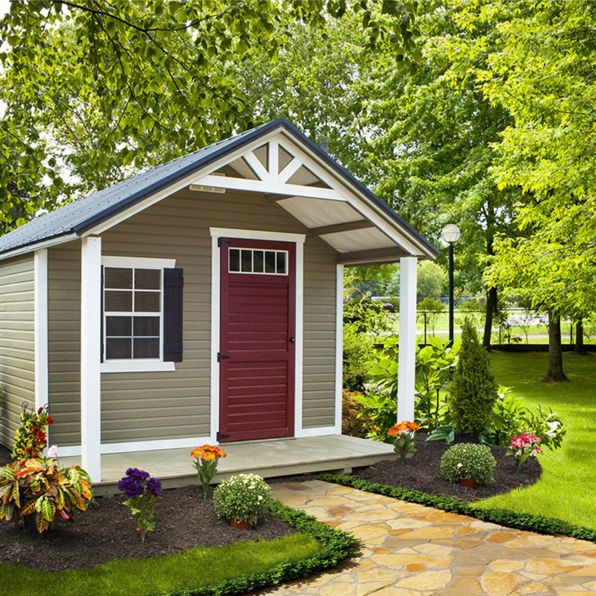 Shed Squad Tiny House Shell For Sale In Mount Vernon
