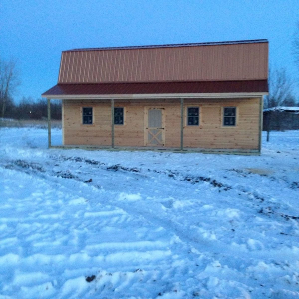 Small House For Rent: Tiny Cabin For Sale(32x12)