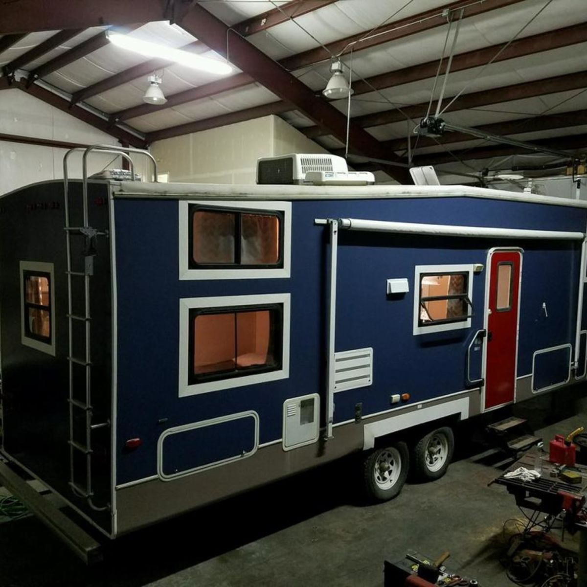 2 Slide Out Tiny House Newly Remodeled Rv For Sale In