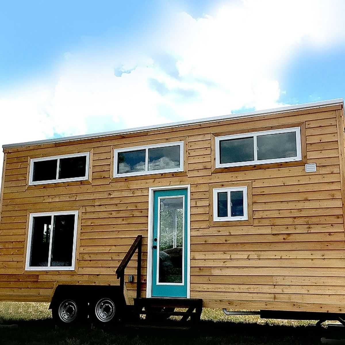 Youngstown Kitchen Cabinets By Mullins: Tiny House For Sale In Oxford