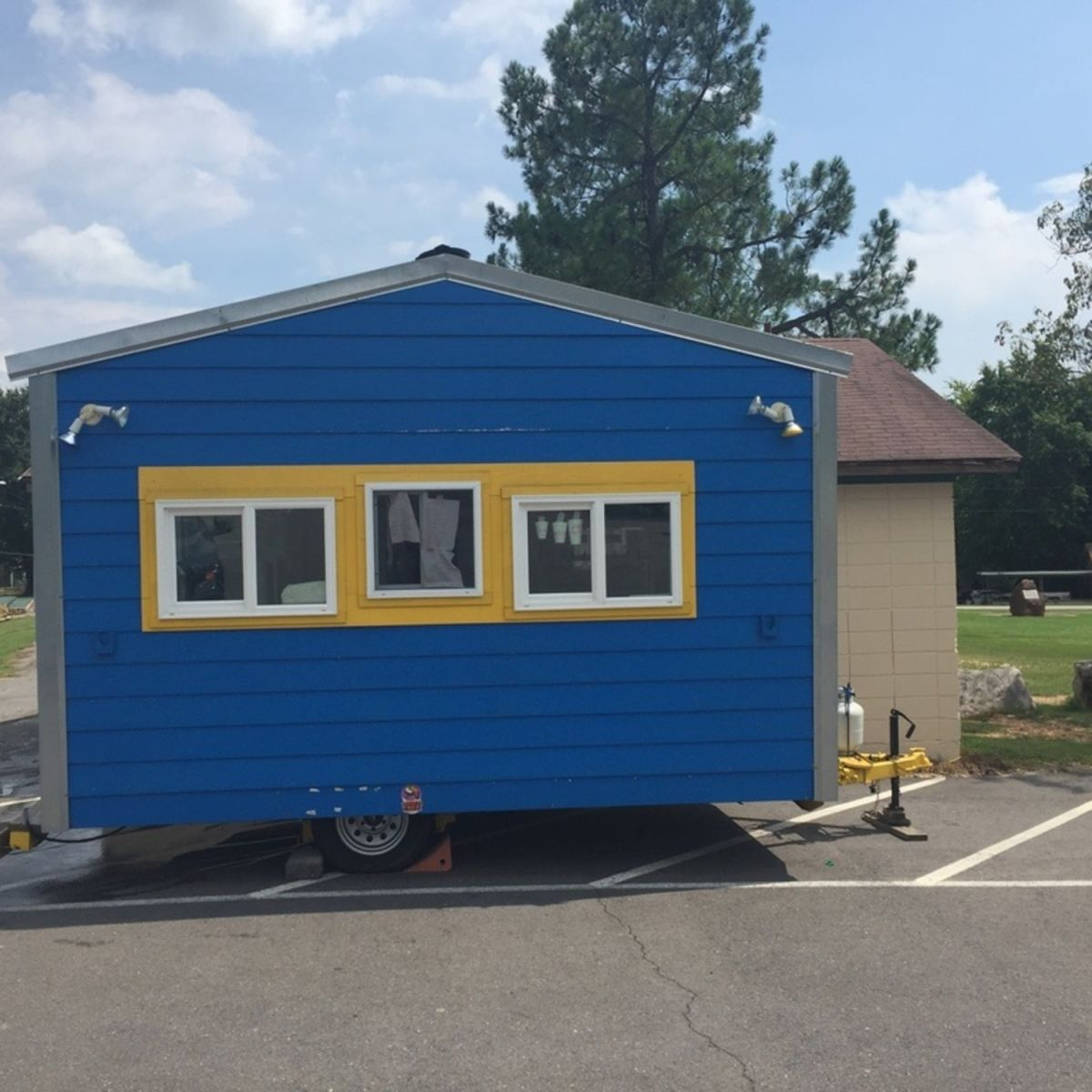 Tiny Home Designs: Tiny House For Sale In Benton