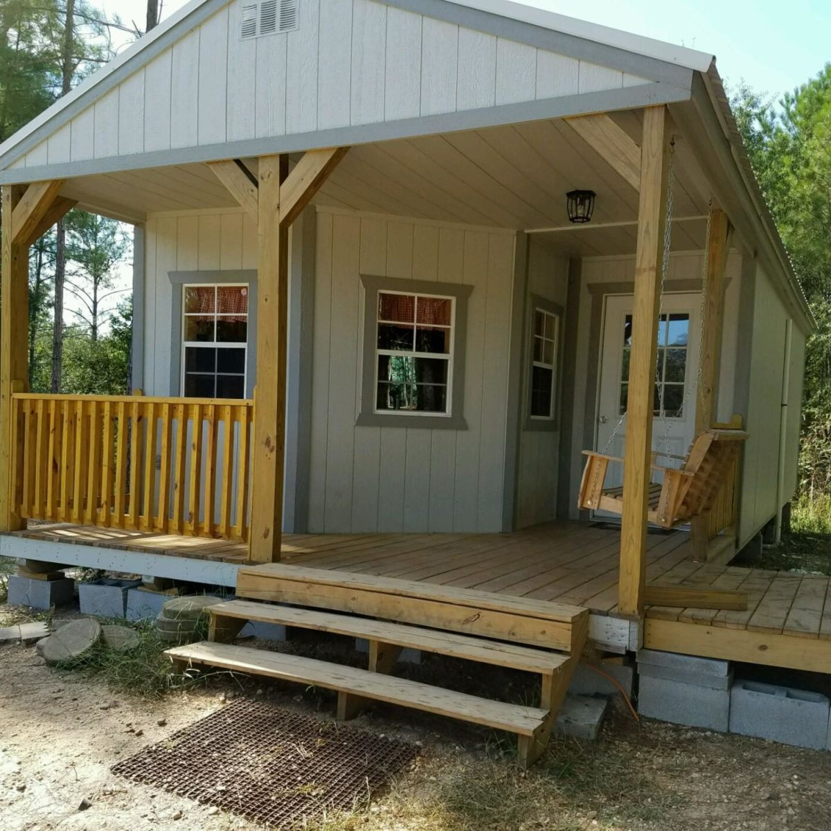 tiny 1 bedroom cottagecabin  tiny house for sale in