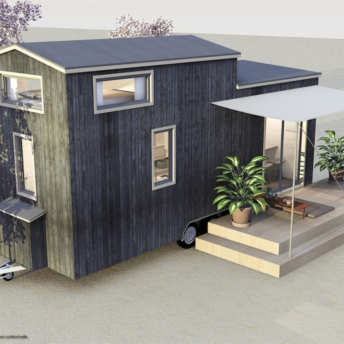 Furniture For Less Miami: High-Performance UltraLight Composite Tiny Homes