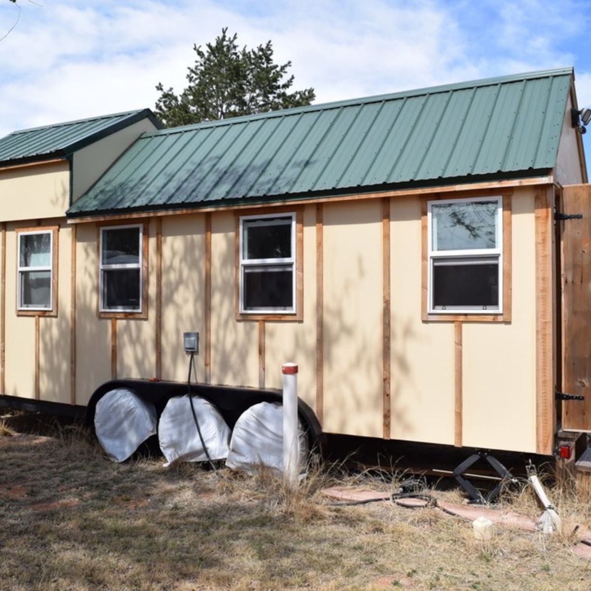 Selling My Tiny House On Wheels Tiny House For Sale In Tucson