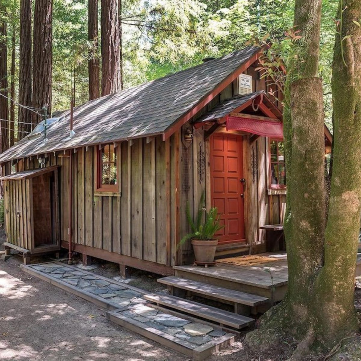Tiny House Zen Getaway - Tiny House for Sale in Monte Rio, California -  Tiny House Listings