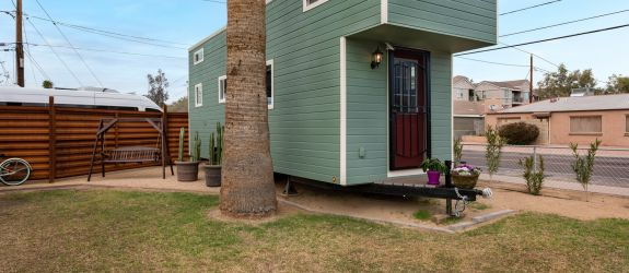 Arizona Sonoran Tiny House, Phoenix, AZ 85014. $59,900 For Sale