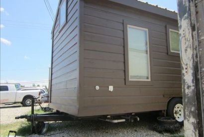 Modern school bus conversion tiny house for sale in for Tinyhousedirect com