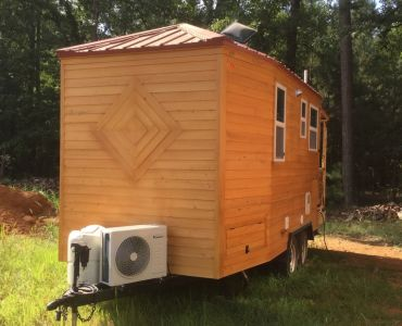 luxurious and splendid tiny house rv. Mississippi Tiny House lake house  for Sale in Soso