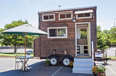 Custom HGTV/DIY/Scripps Network Tiny Home, Tiny House, THOW!