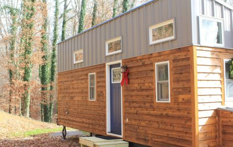 300 Sq Foot Modern Tiny House On Wheels Eco Friendly