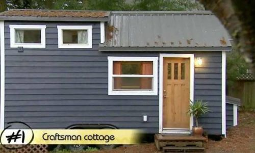 Tiny house for sale rvia cert hgtv feat