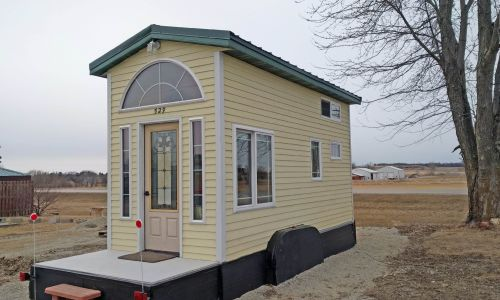 tiny houses for sale in illinois. Modern Tiny House On Wheels - 160 Sq Ft With Loft Bedroom. $22,000 For Sale Houses In Illinois
