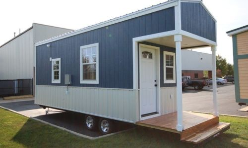 26u0027 Foot Tiny House Brand New Financing As Low As $250.00 Per Month